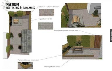 project achtertuin